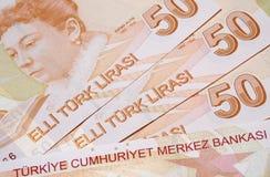 Devise turque Photo libre de droits