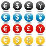 Devisenkurs Lizenzfreie Stockfotos