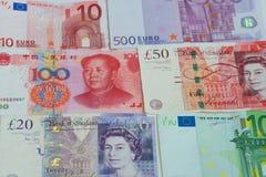 Devisenkurs Lizenzfreies Stockbild