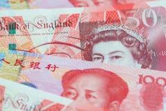 Devisenkurs Stockbild