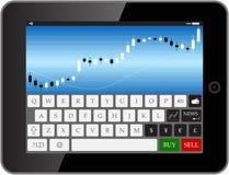 Devisenvorsprung Lizenzfreie Stockfotos