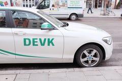 DEVK car Royalty Free Stock Images