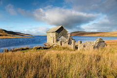 Devoke Water in Cumbria Stock Image