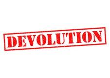devolution ilustração royalty free