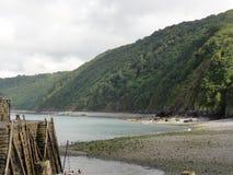 Devon Bay Immagine Stock Libera da Diritti