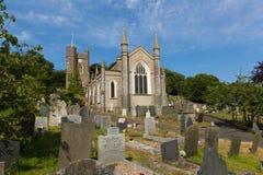 Devon church St Marys Appledore England Stock Photography