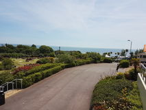 Devon Cliffs Holiday Park Image stock
