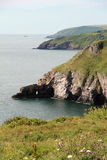 Devon Coast Royalty Free Stock Images