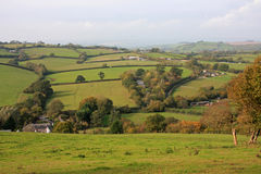 Devon countryside Royalty Free Stock Photography