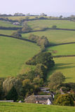 Devon countryside Royalty Free Stock Images