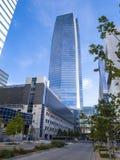 Devon Energy Tower no Oklahoma City Imagem de Stock Royalty Free