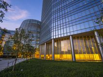 Devon Energy Tower in Oklahoma City Stock Image