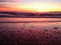 Devon - engelska Riviera Fotografering för Bildbyråer