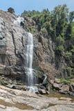 Devon Falls in Sri Lanka Stock Photos