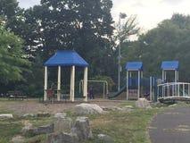 Devon' lugar de s en Mathews Park en Norwalk, Connecticut Foto de archivo libre de regalías
