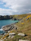 Devon morza Zdjęcia Royalty Free