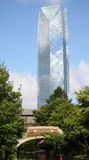 Devon Tower Royaltyfri Foto