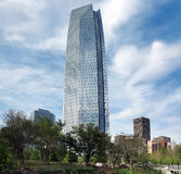 The Devon Tower in  downtown Oklahoma City, Oklahoma Stock Photography