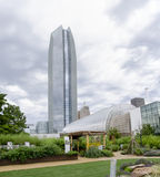 Devon Tower Stock Image