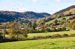 Devon Valley Stock Photography