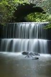 devon vattenfall arkivfoto