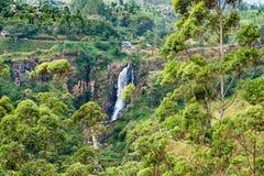 Devon Waterfall image libre de droits
