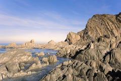 Devon wybrzeże Obraz Royalty Free
