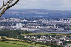 Devonport和普利茅斯 免版税图库摄影