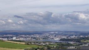 Devonport和普利茅斯 库存照片