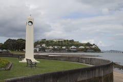 Devonport,奥克兰,新西兰 免版税库存图片