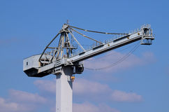 Devonport Dockyard, Plymouth uk. Royalty Free Stock Photo