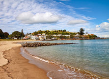 Devonport, New Zealand Royalty Free Stock Photo