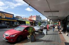 Devonport, Nueva Zelanda Imagen de archivo libre de regalías