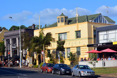 Devonport - Nya Zeeland Fotografering för Bildbyråer