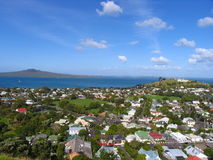 Devonport Resident Area. Resident Area In Devonport New Zealand Royalty Free Stock Photos