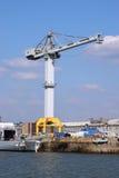 Devonportwerf, Plymouth het UK Royalty-vrije Stock Fotografie