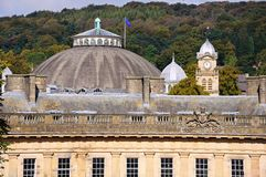 Devonshire Dome, Buxton. Stock Image