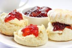 Free Devonshire Tea Stock Image - 3478051