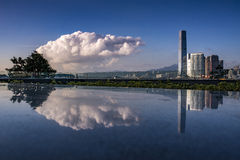 Devore Hong Kong Imagens de Stock