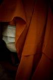 The Devotees of Mahabodhi Temple, Bodh Gaya, India Royalty Free Stock Photos