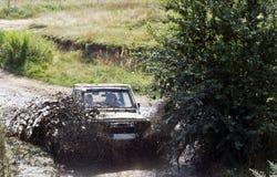 Devourer de boue Photos stock