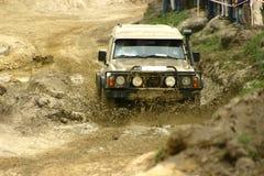 Devourer de boue Images stock