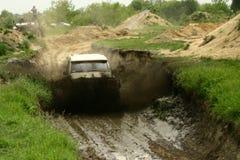 Devourer van de modder Stock Foto