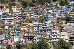 Devprayag, Índia Imagens de Stock Royalty Free