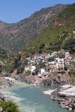 Devprayag, India Royalty Free Stock Image