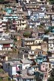 Devprayag Indien Arkivbild