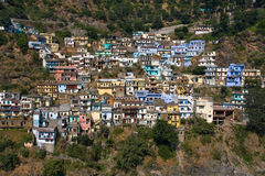 Devprayag, Uttrakhand, Inde. Photographie stock libre de droits