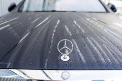 Dew Car Stock Photography