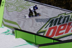 Dew Tour 2012 Royalty Free Stock Images