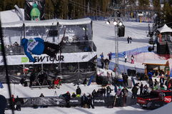 Dew Tour 2012 Royalty Free Stock Image
